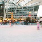 Die Eisfläche im Flughafen 8