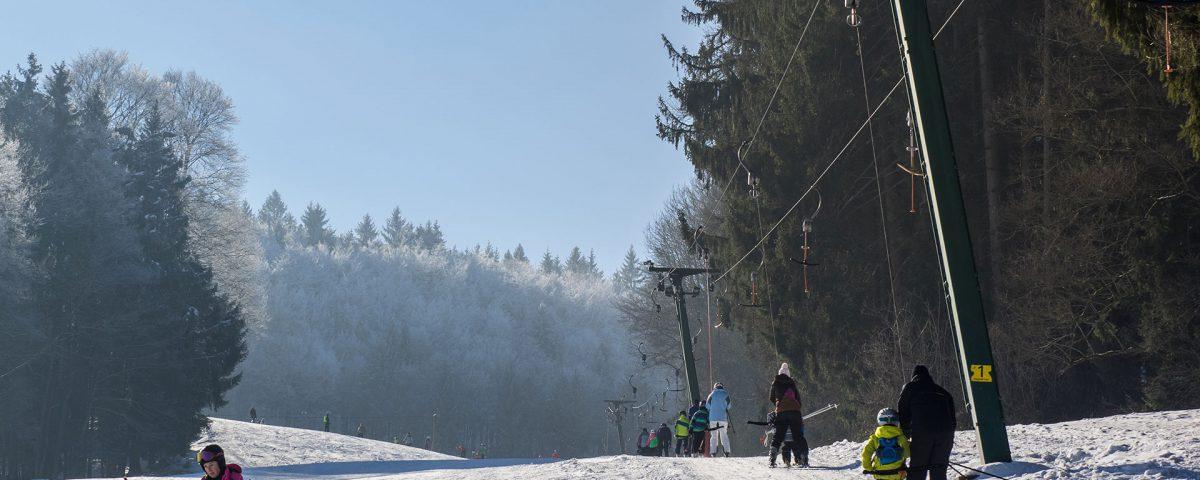 Der Skilift in Beuerberg 2