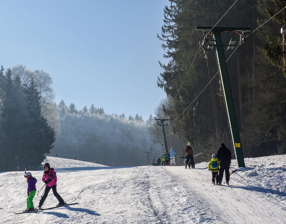 Der Skilift in Beuerberg 4