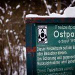 Loipennetz im Ostpark 8
