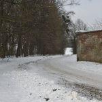 Die Langlauf-Loipe am Nymphenburger Schloßpark 15