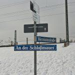Die Langlauf-Loipe am Nymphenburger Schloßpark 16