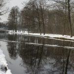 Die Langlauf-Loipe am Nymphenburger Schloßpark 25