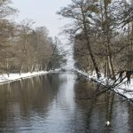 Die Langlauf-Loipe am Nymphenburger Schloßpark 31