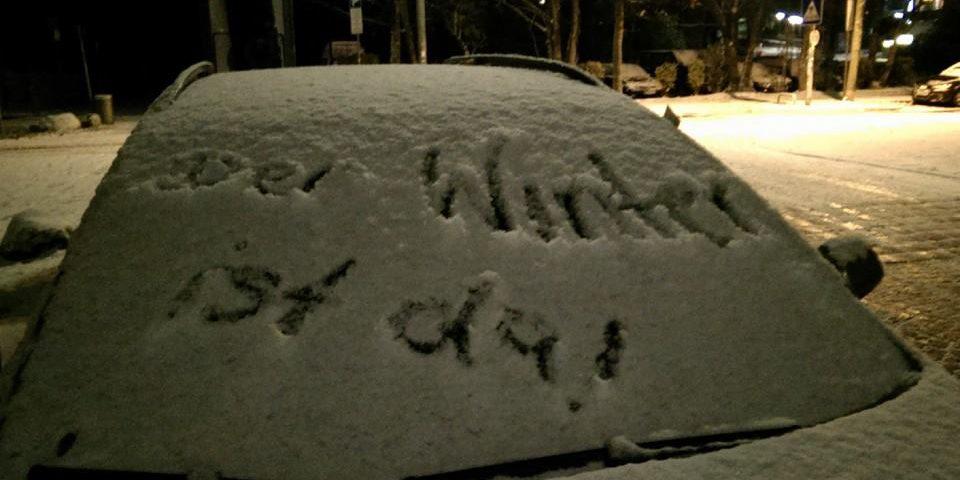 Der erste Schnee 2