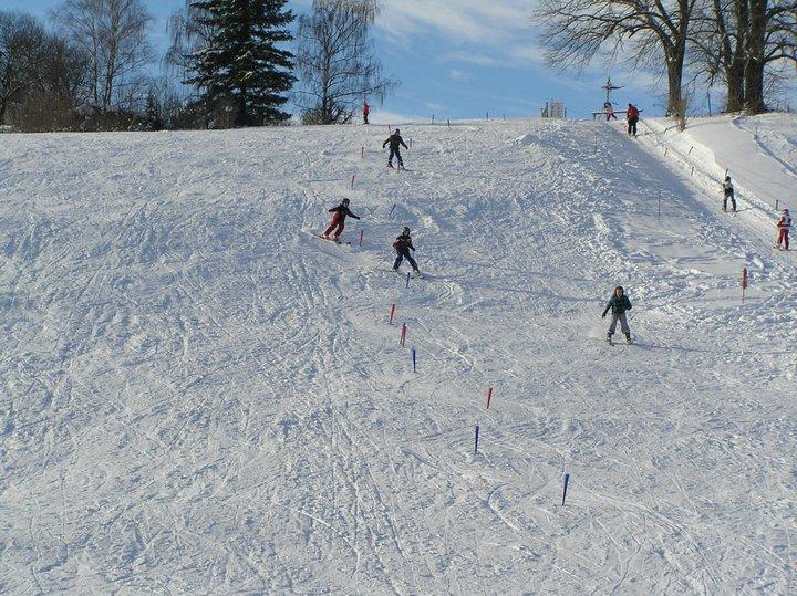 Skigebiet Moosach am Tranzlberg 2