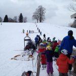 Skigebiet Moosach am Tranzlberg 5