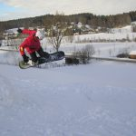 Skigebiet Moosach am Tranzlberg 18