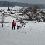 Skigebiet Moosach am Tranzlberg 4